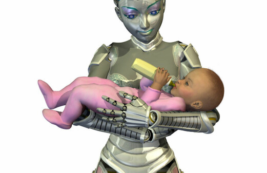 Should androids have the right to have children?