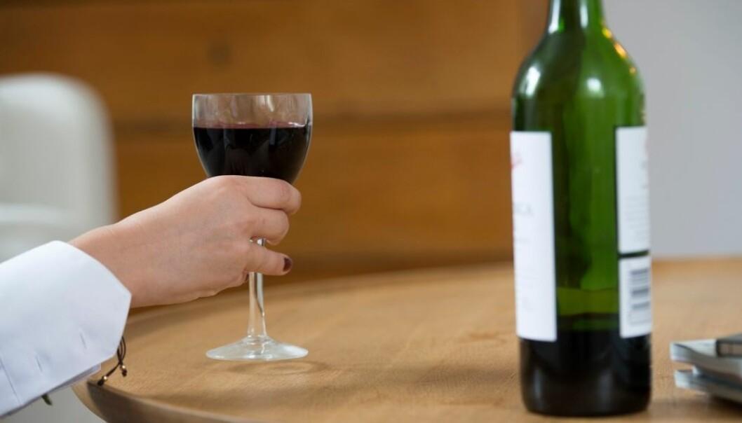 Kols-pasienter kan sove bedre med alkohol