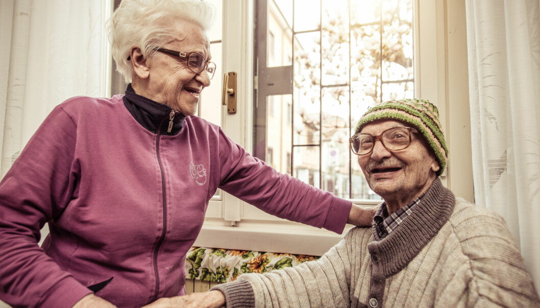 Norway is evaluating innovative housing options for dementia sufferers. (Illustration photo: Microstock)