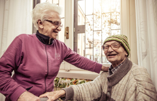 Finding a good home for dementia sufferers