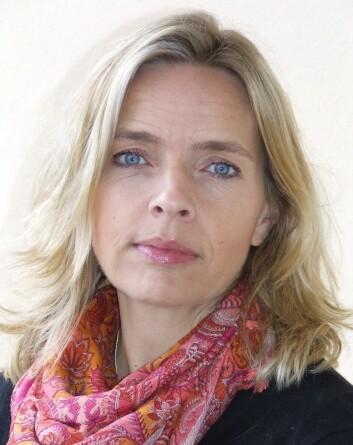 Carolina Øverlien. (Foto: NKVTS)