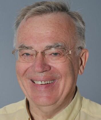 Professor Ingar Olsen, Institutt for oral biologi ved Universitetet i Oslo. (Foto: Per Gran, Det odontologiske fakultet, UiO)