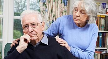 Eldre kan ha tygget seg til Alzheimer