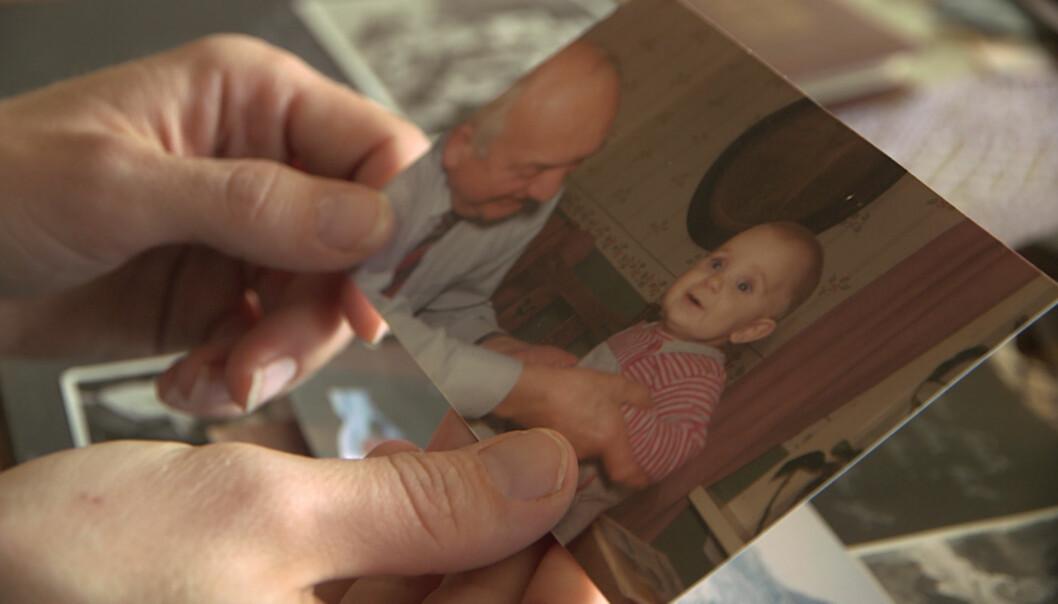 Arven etter morfar