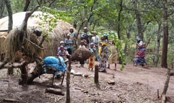 Når nomadene må flykte
