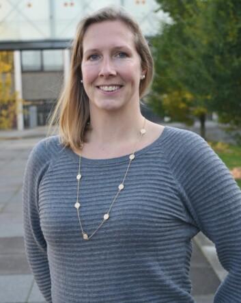 Elise Anonby Olsvik ved Senter for risikostyring og samfunnssikkerhet ved Universitetet i Stavanger. (Foto: UiS)