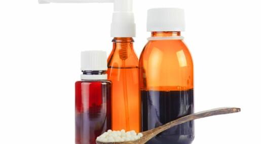 DNA-prøvar kan avsløre falsk urtemedisin