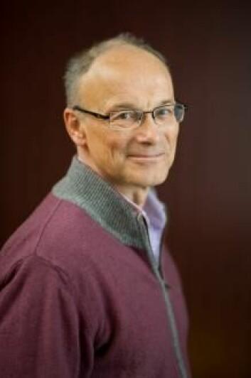 Kjetil Hindar, forskningsleder NINA. (Foto: NINA)