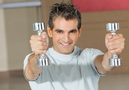Resistance training works well for prostate cancer patients