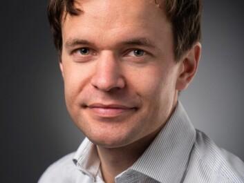 Postdoctoral fellow Asbjørn Christophersen, UiO. (Photo: Øystein Horgmo, University of Oslo)