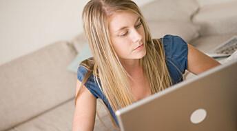 Unge norske kvinner er lite politisk engasjerte på Facebook