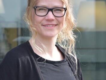 Åshild Auglænd Johnsen. (Photo: Asbjørn Jensen, UiS)