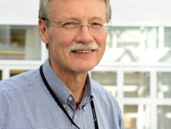 Bengt Svensson. (Photo: Hilde Lynnebakken)