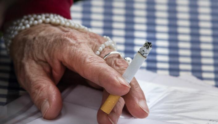 Granny's smoking increases grandchildren's risk of asthma