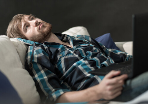 Depression can lead to work disability