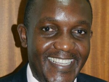 Editor Kelvin Kizito Kiyingi.(Photo: Private)