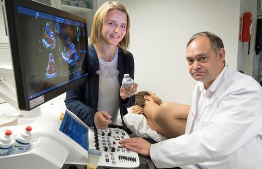 Digital models of individual patients' hearts help optimise surgery