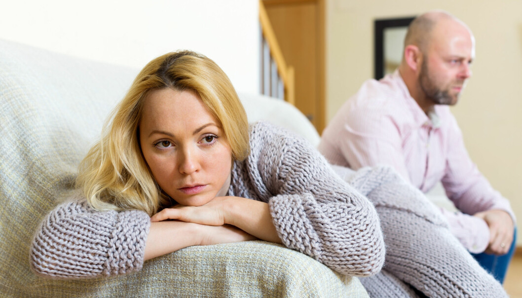 While men are most jealous of sexual infidelity, women are most jealous of emotional infidelity. (Photo: Microstock)