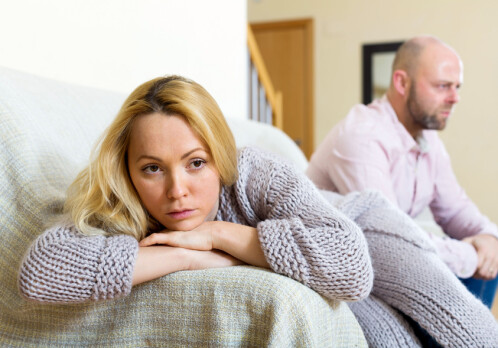 Women and men react differently to infidelity