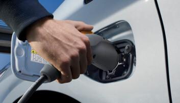 Toyota satser på plugin-hybrider. (Foto: Toyota)