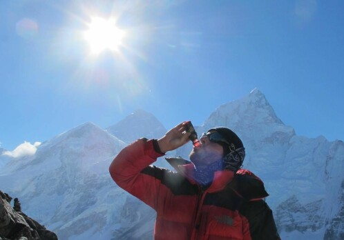 Beating high altitude sickness with beet juice