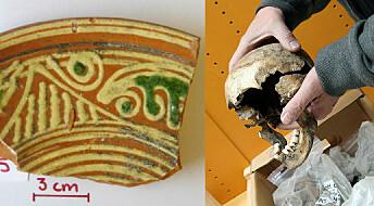 I middelalderen fikk de rike i seg giftig bly