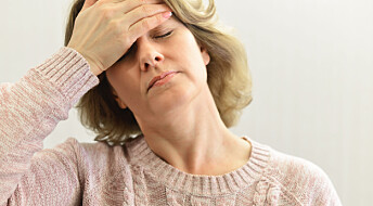 Kvinner kan ikkje skulde på stressande jobbar