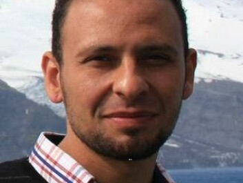 Mohamed Ezat was born in Egypt and took a master's degree in the geology departmet at the University in Egypt, under the supervision of Beni-Suef. In 2011 he moved to Tromsø to persue a PhD in the field of polar climate. (Photo: Private)