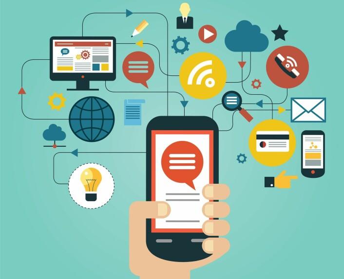 All verdens ting blir koblet sammen på fremtidens mobilnettverk.  (Foto: (Illustrasjon: Microstock) )