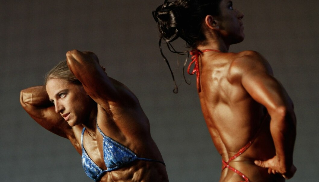 Testosteron, et kjønnshormon som blant annet fremmer muskelvekst finnes både hos kvinner og menn. En ny studie tyder på at kvinner som oppfører seg mer stereotypisk mannlig, vil få en økning av testosteron i kroppen.  (Foto: Bernadett Szabo, Reuters)