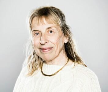 Professor Anna Haug (Foto: Håkon Sparre)