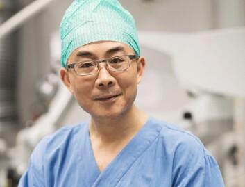 Professor Duan Chen (Foto: Geir Mogen)