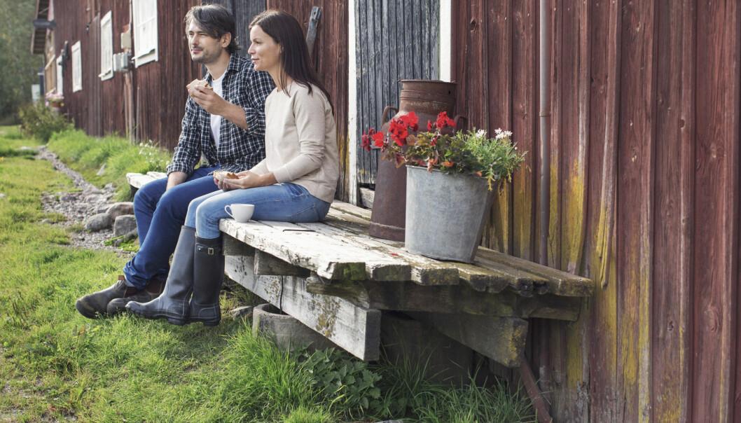 – Det er få gardsturisme-vertar som ynskjer å jobbe med reiseliv på heilårsbasis, seier Agnes Brudvik Engeset ved Vestlandsforsking. (Foto: Maskot/NTB scanpix)