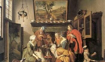 Te på 1700-tallet i Norge (og The-Kage)