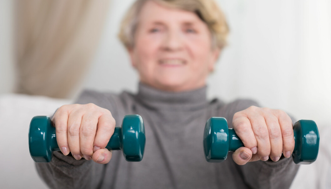 """""""Good cholesterol"""" inhibits the chronic inflammatory response that triggers hardening of the arteries. Exercise can improve cholesterol levels. (Illustrative photo: Microstock)"""