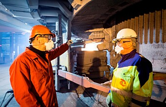 Healthier indoor climate for heavy industry