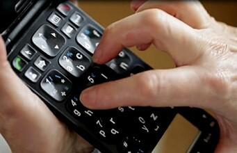 Smart help for elderly phone users