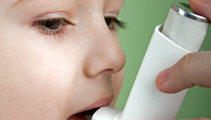 Younger kids use most asthma medicine