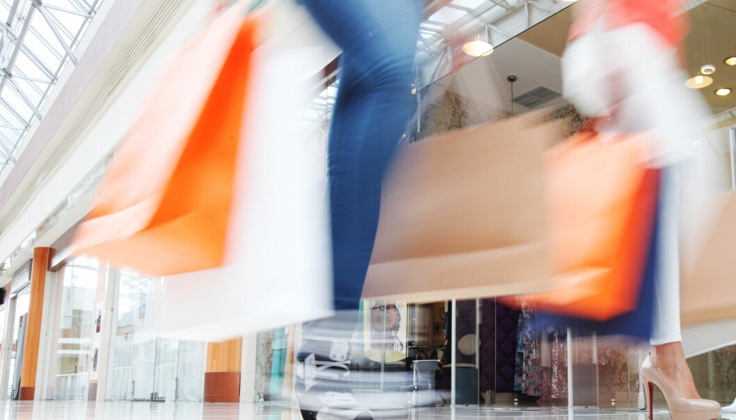 A group of researchers, headed by Doctor Cecilie Schou Andreassen from the University of Bergen, have studied shopping addiction and identified seven risk factors, which forms the basis of a shopping addiction scale. (Illustrative photo: Microstock)