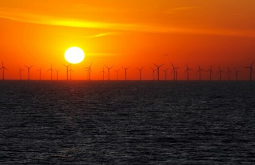 Norway's coast challenging for offshore wind turbines