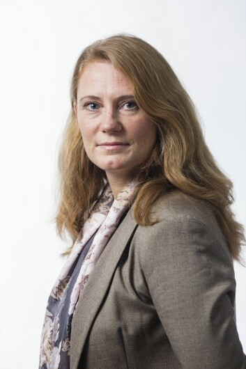 Seniorforsker Pernille Rieker. (Foto: Nupi)