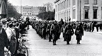 De beste bøkene om krigen i Norge