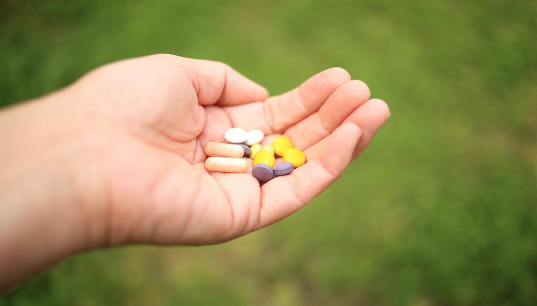 Antioksidanter i form av kosttilskudd får visse typer kreft til å bli mer aggressiv, viser ny forskning.  (Illustrasjonsfoto: Microstock)