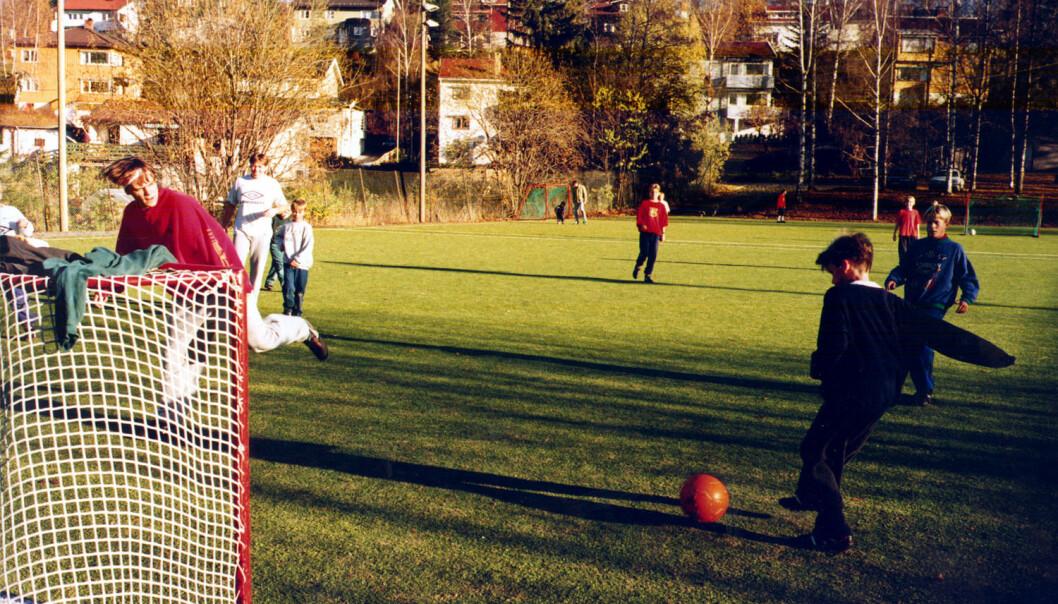 En gentest kan svare på hva barnet har anlegg til å bli best i på innen idrett.  (Foto: NTB scanpix)