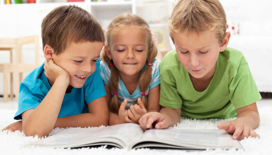 What images of girls and boys do children find in cildren's books? (Illustrative photo: like, Shutterstock, NTB scanpix)