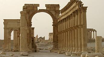 IS følger en eldgammel tradisjon når de ødelegger