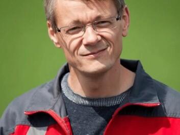 Morten Lillemo. (Photo: NMBU)