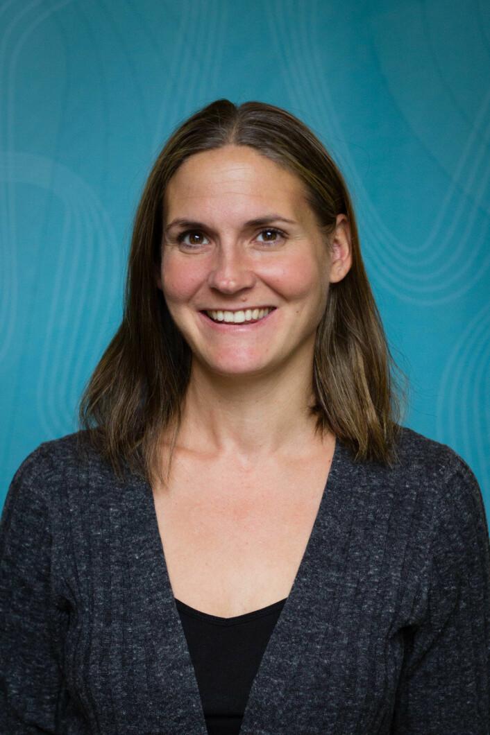Gudrun Østby (Foto: Martin Tegnander)