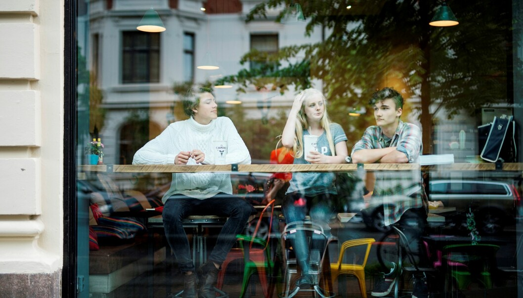 Social background is very important in determining what kind of life young people in Oslo lead. (Photo: Benjamin A. Ward, HiOA)