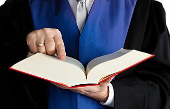 Norwegians trust their courts